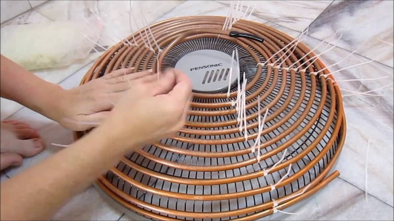 Ar Condicionado Caseiro Definitivo Easy DIY YouTube