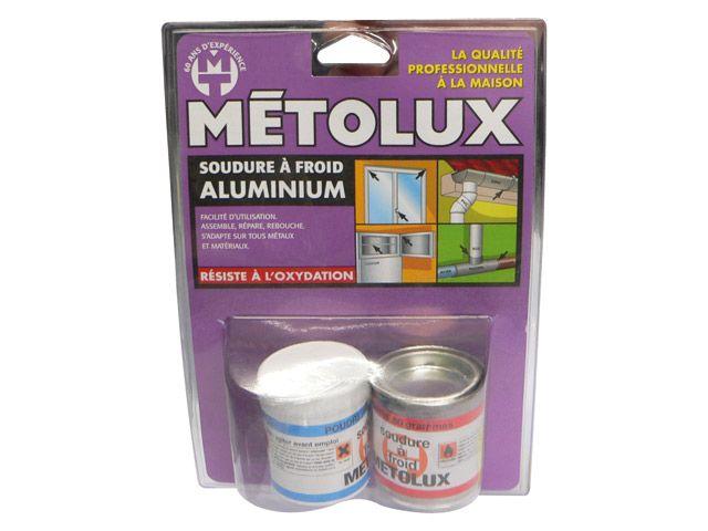 Soudure A Froid Aluminium Metolux Castorama Soudure A Froid Soudure Castorama