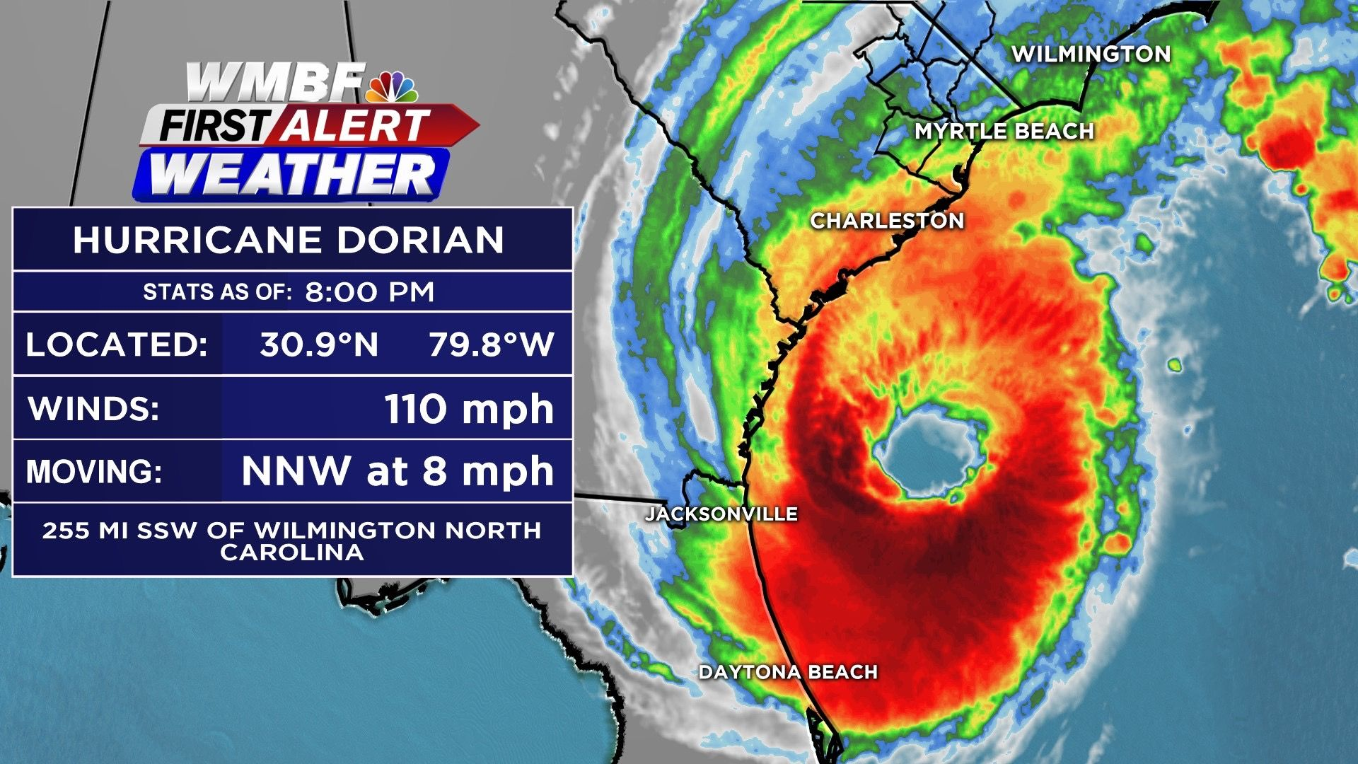 Pin By Judy Klopp On Hurricane Dorian 2019 In 2019 Disaster Preparedness Wilmington North Carolina Daytona Beach
