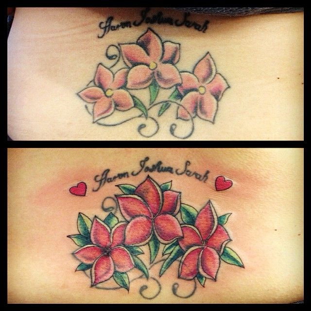 Revamp by Ash Cairns at LDF Tattoo Marrickville, Sydney, NSW. #tattoo #ldftattoo #syndeytattoo #coveruptattoo