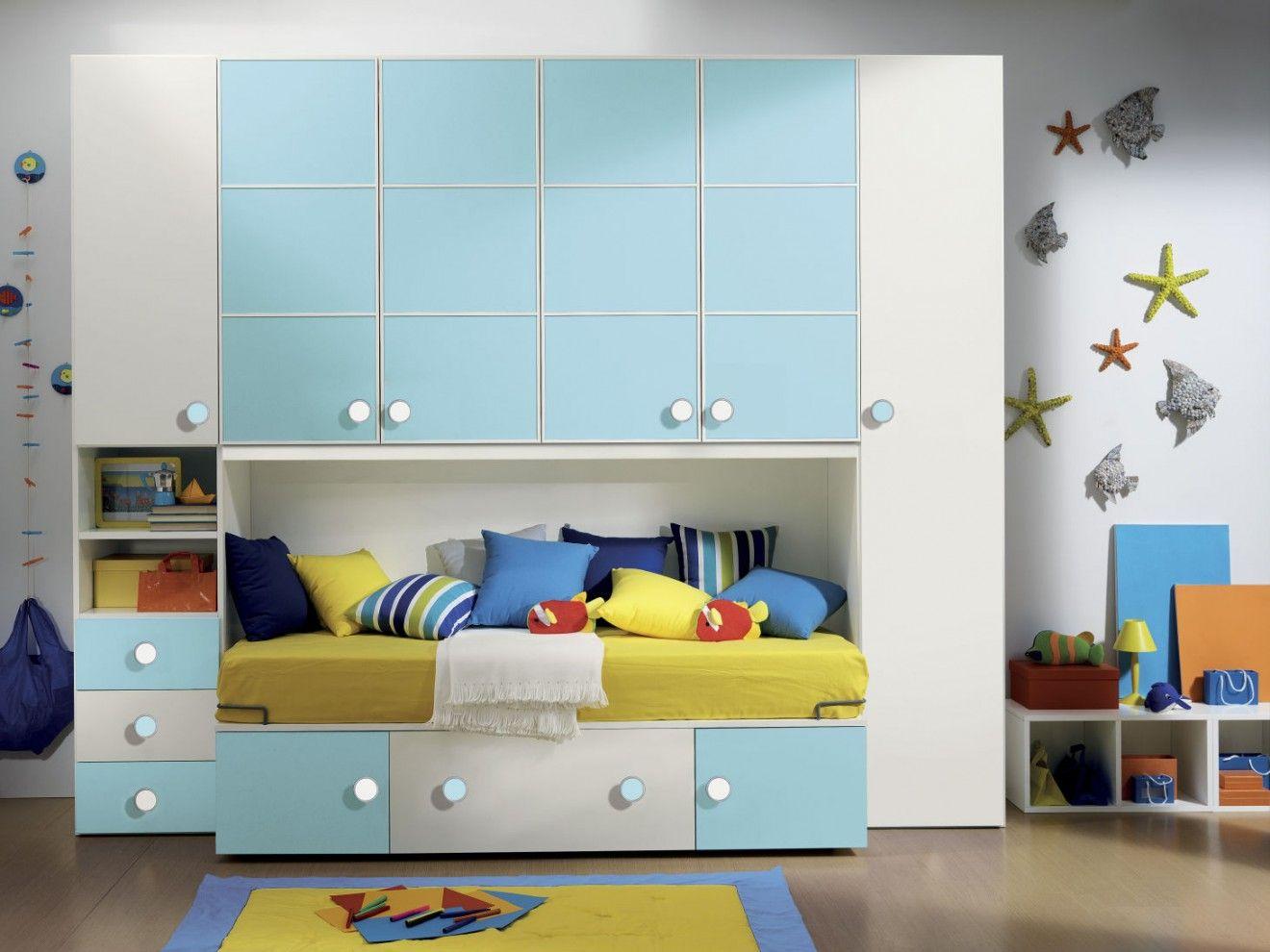 Camerette Valentini ~ Cameretta a ponte giacomo camerette furnishing bedrooms design