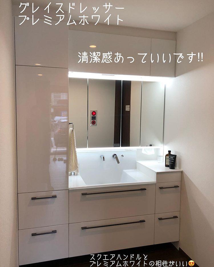 キッチンがきもちよさそうです モダンハウスデザイン モダン