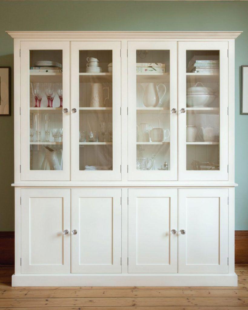 White Finish Free Standing Kitchen Cabinets | Kitchen | Pinterest ...