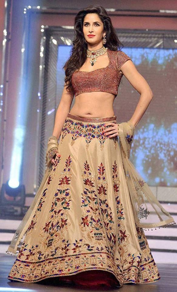 4d8430d1f3a Katrina Kaif. Beautiful Indian Dress.