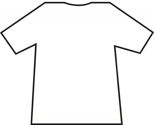 Blank T Shirt Template Shirt Template Word Shirts Blank T Shirts