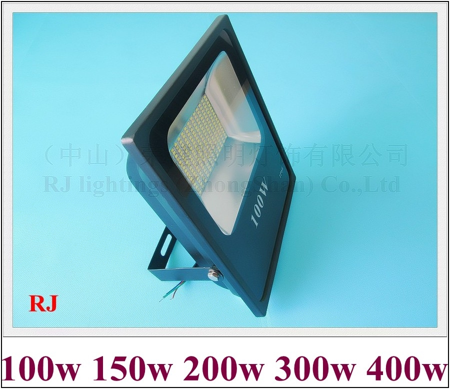 430.00$  Watch here - http://alinjo.shopchina.info/go.php?t=32781035120 - SMD5730 LED flood light floodlight AC85V-265V waterproof IP65 CE aluminum high bright 100W to 400W (100 150 200 300 400)  #buychinaproducts