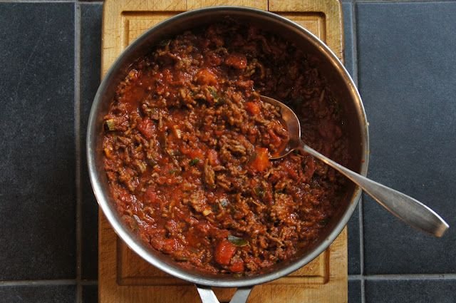 The perfect Bolognese pasta sauce, #pasta, #bolognese, #sauce