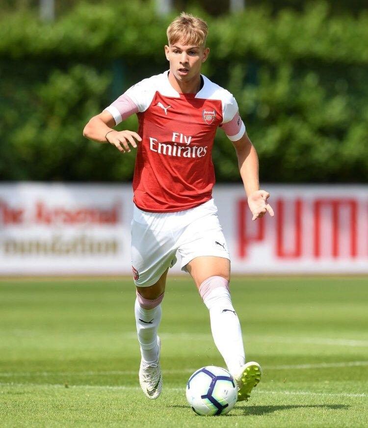 Emile Smith Rowe Arsenal Arsenal Players Arsenal Football Club