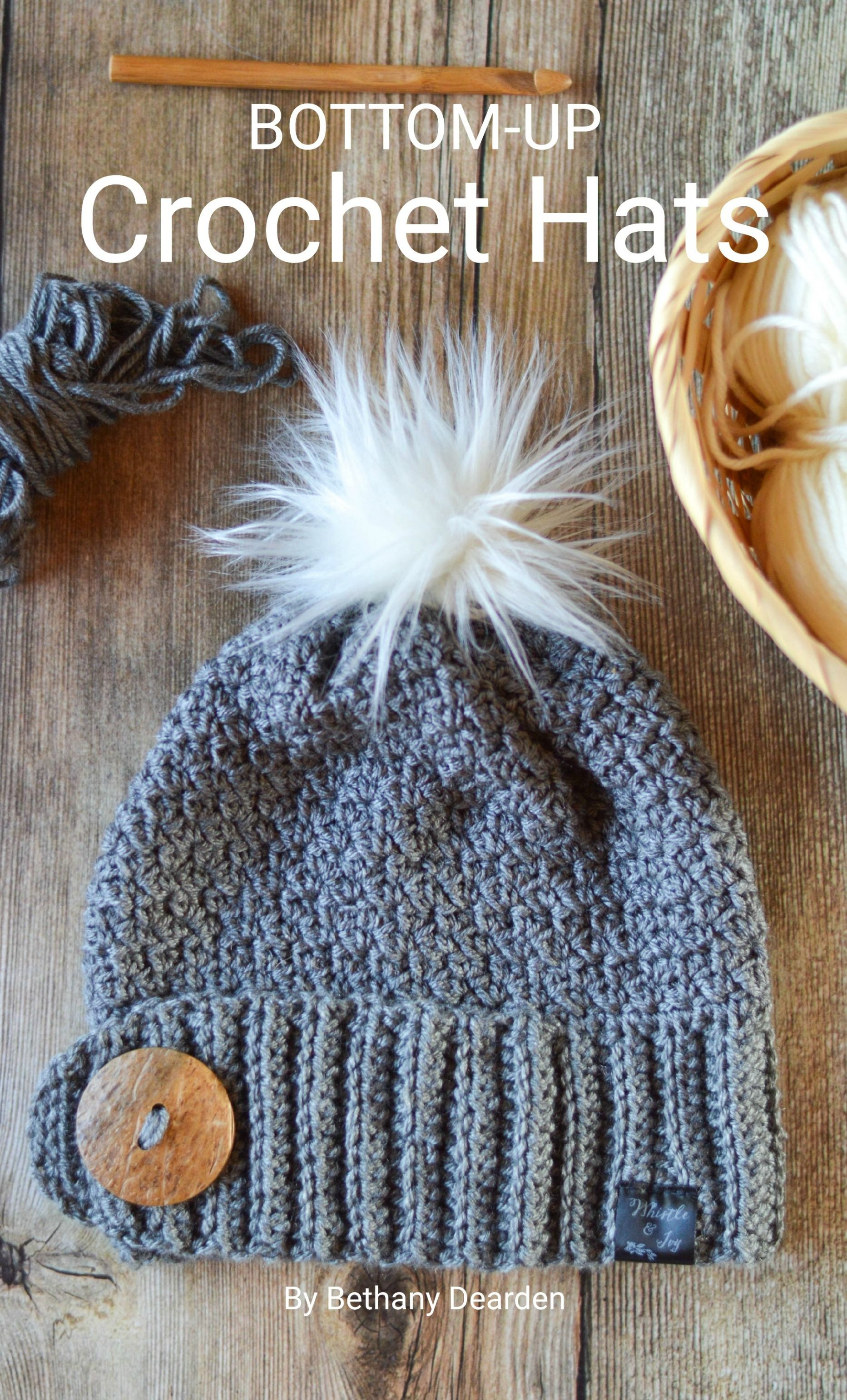 ac27530489f5e Button Eskimo Baby Hat - This cozy hat is a cute and fun baby accessory for