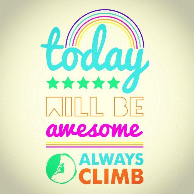 #alwaysCLIMB