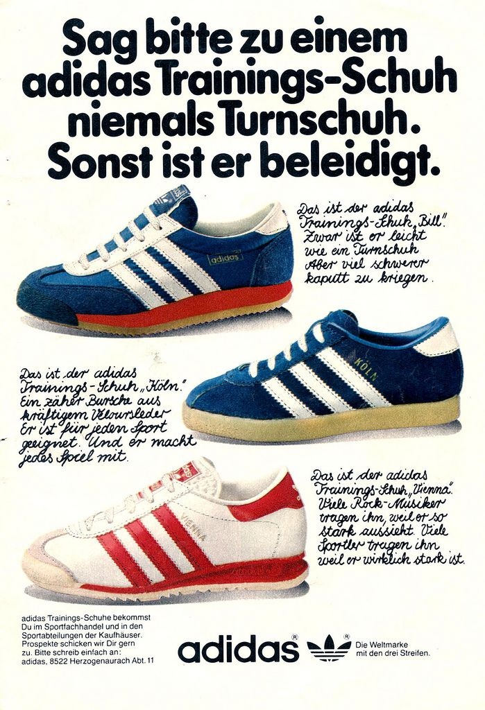 adidas shoes vintage 80s commercials youtube 603954