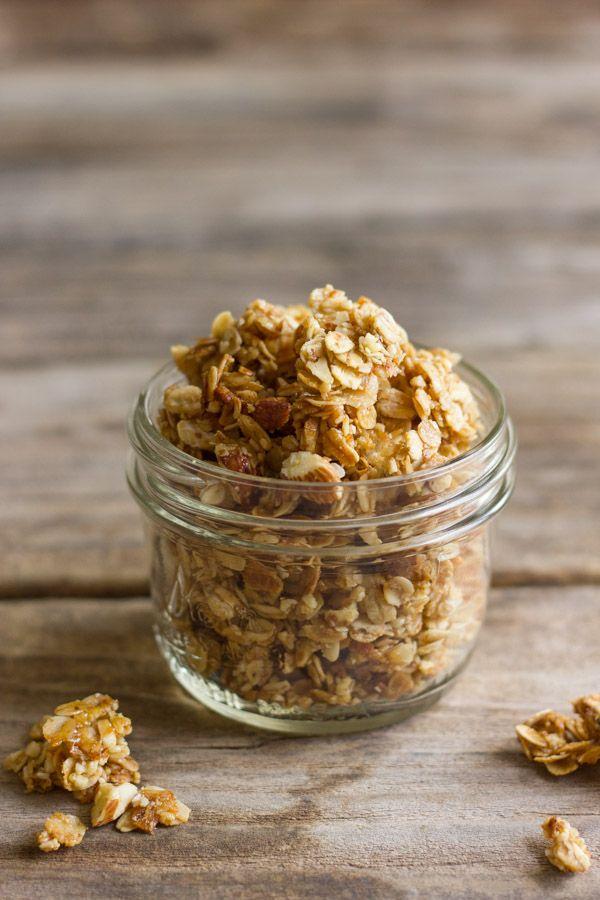 16 Insanely Addicting Healthy Granola Recipes Honey Recipes