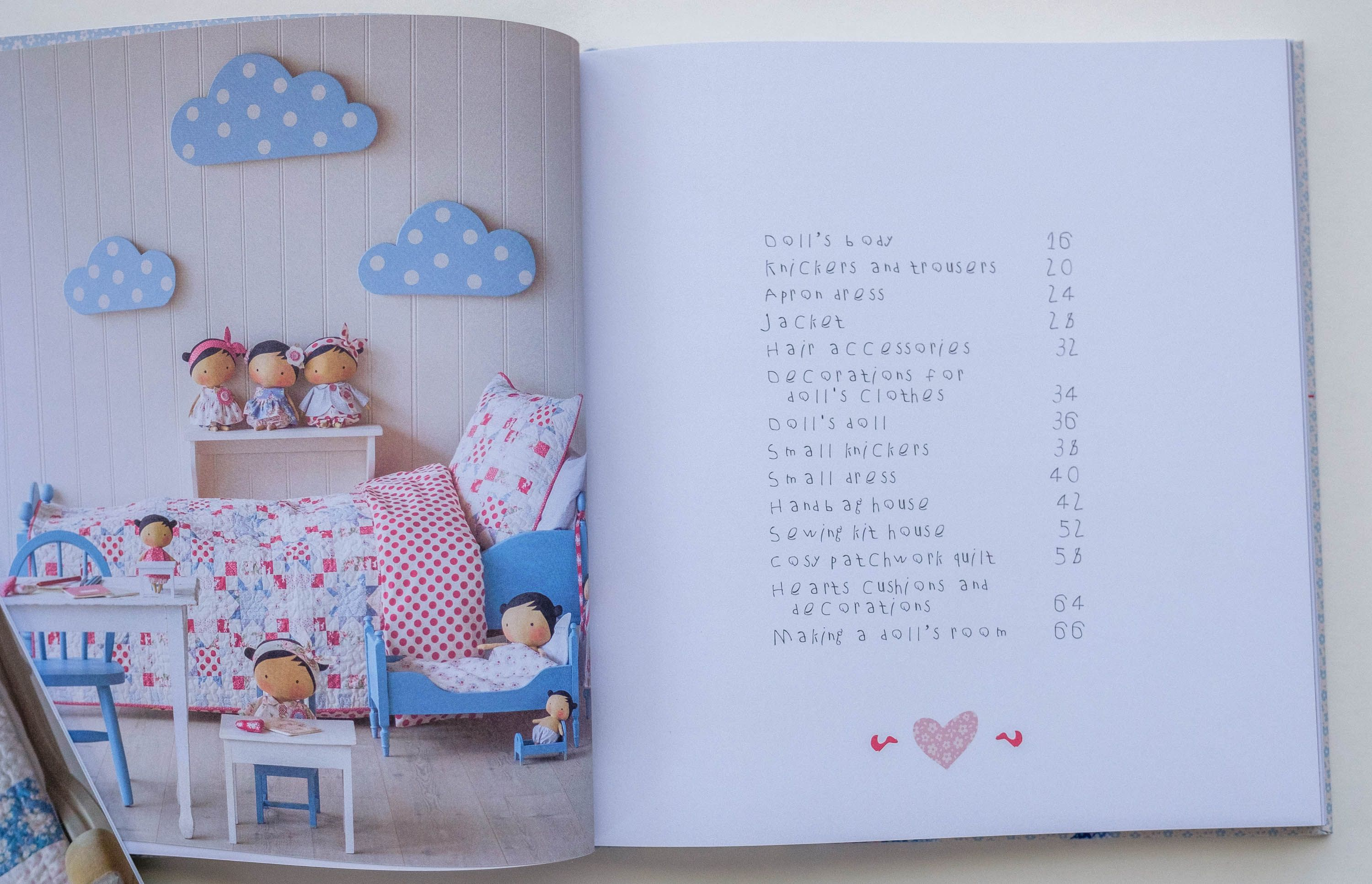 Photo of Tilda's Toy Box Book by Tone Finnanger, S6899