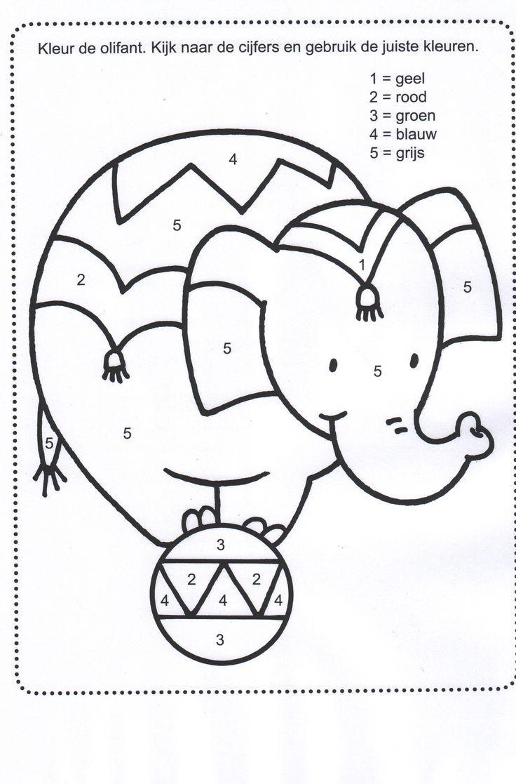 Ficha Para Niños De Infantil Sobre El Circo Mate Dory Pinterest