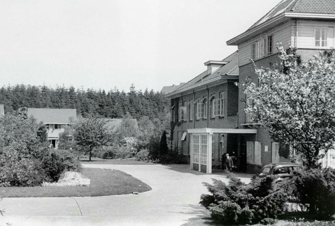 Gemeente ziekenhuis 1942