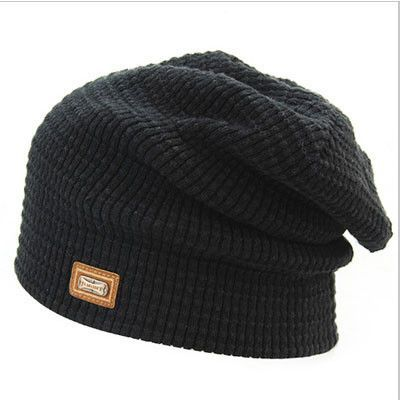 Protect head men s beanie hat snapback winter hats for men women outdoor  ski beanies knitted wool cap gorro c865582c6fb