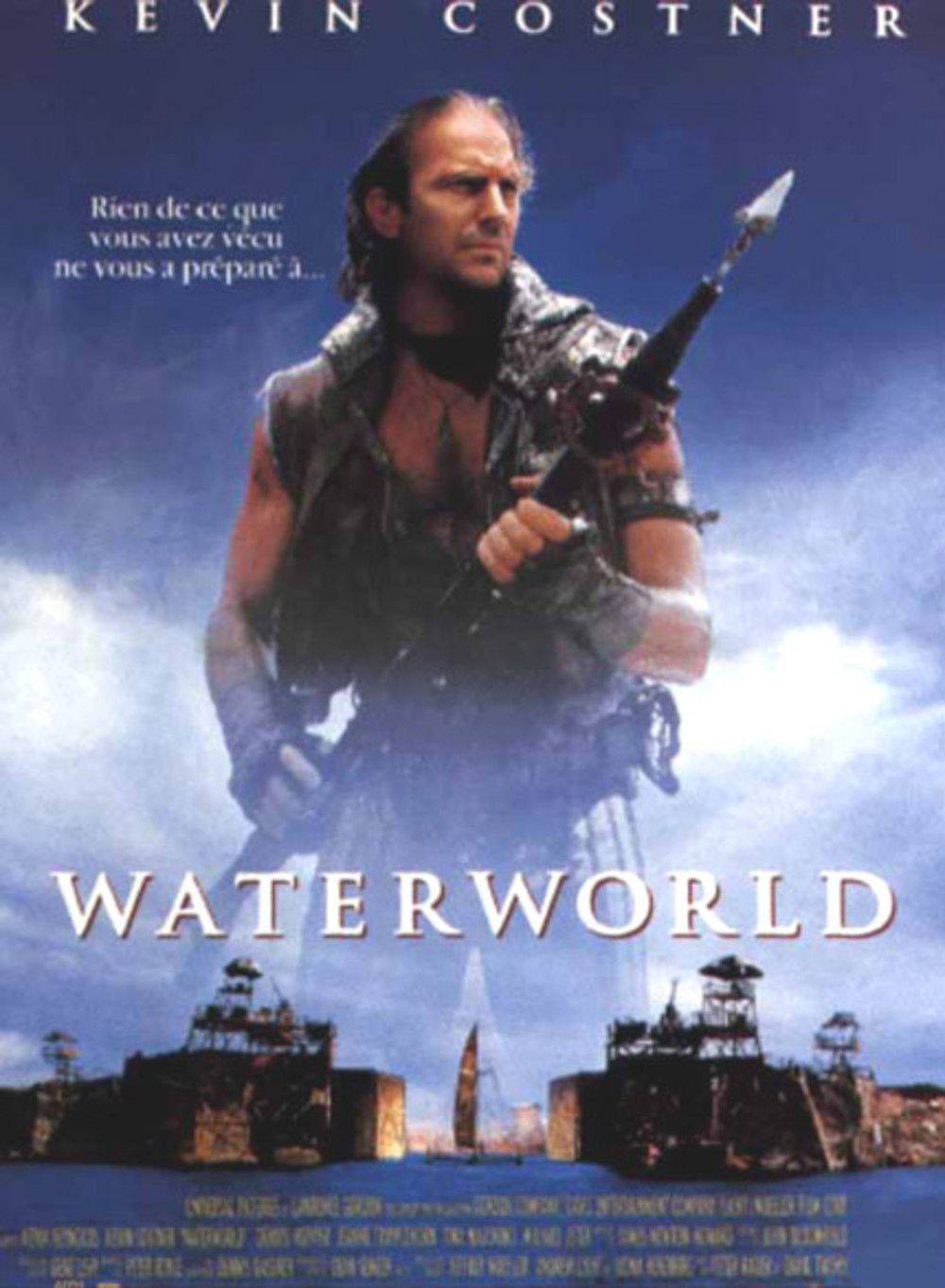 affiche waterworld classics pinterest movies streaming movies and film. Black Bedroom Furniture Sets. Home Design Ideas