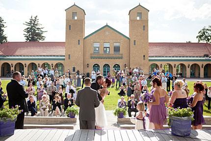 Wedding Venue Of The Week City Park Pavilion Denver Co