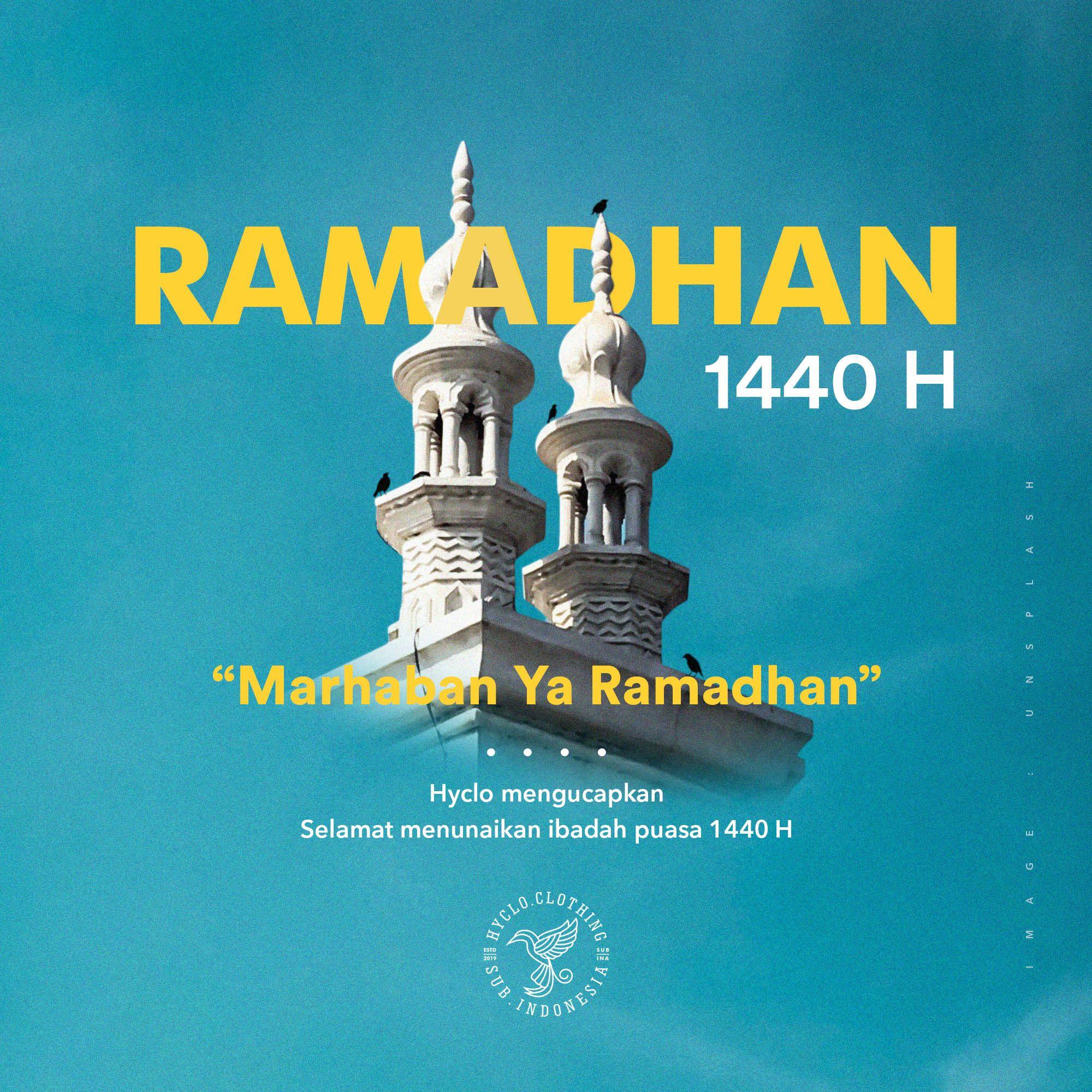 Marhaban Ya Ramadhan . Ucapan ramadhan 2019 #ramadhan2019 ...