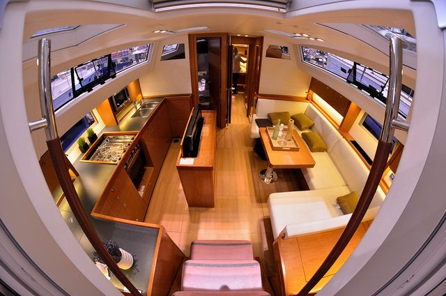 Tiny Home Designs: Tiny House Design: This RV Interior Would Make An Amazing