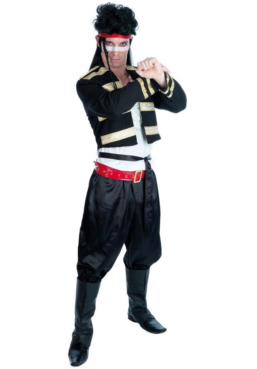 New Romantic Costume Music Legends Costumes at Escapade