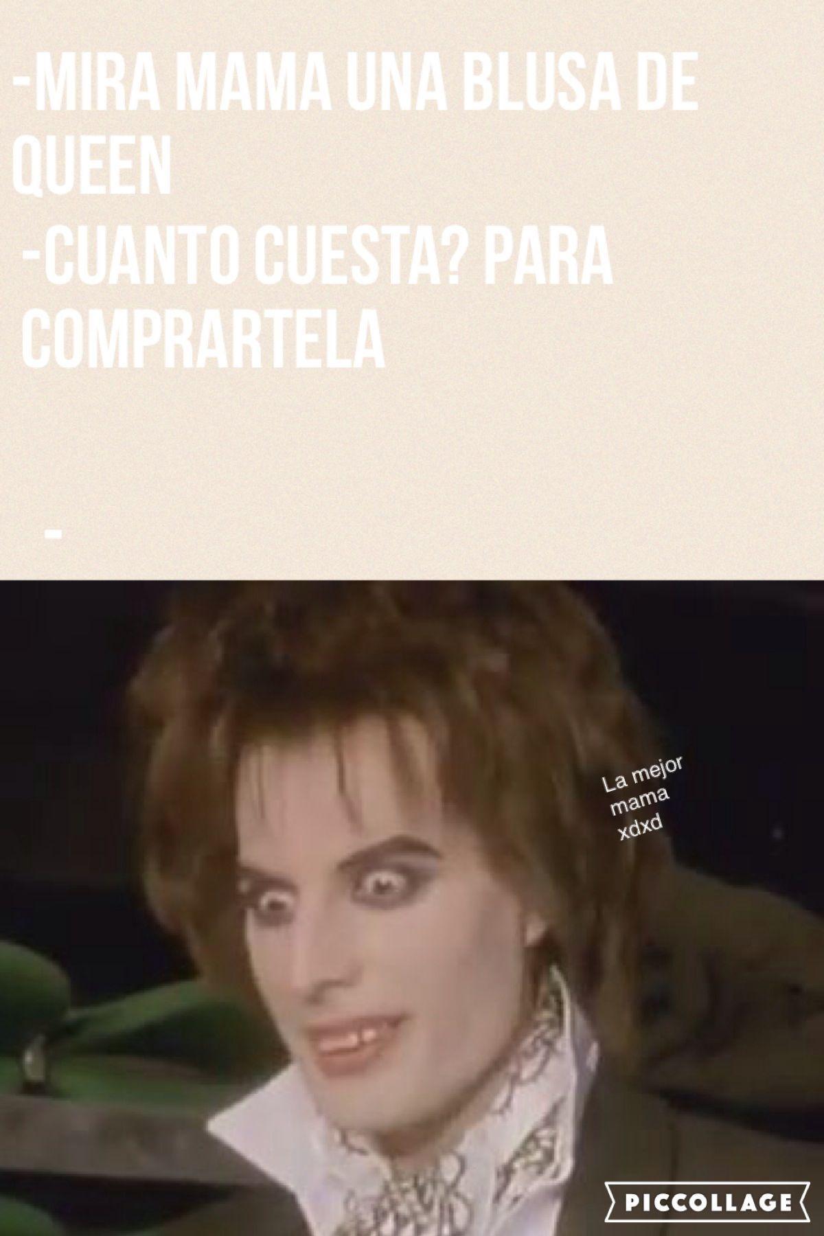 Queen Memes La Mejor Mama Memes De Rock Fotos De Banda Memes
