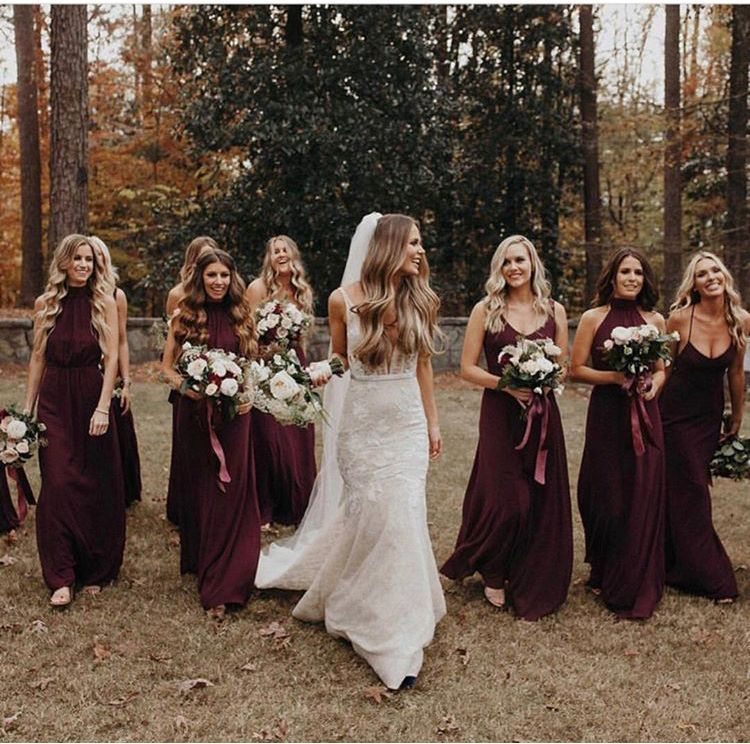 25 Beautiful mismatched bridesmaid dresses for a significant day