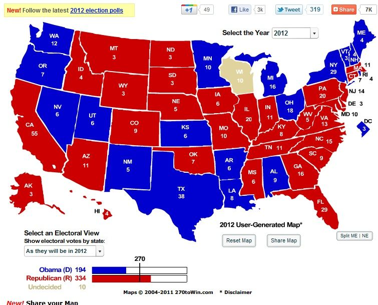 Electoral College Perfect lesson for this year Def using it
