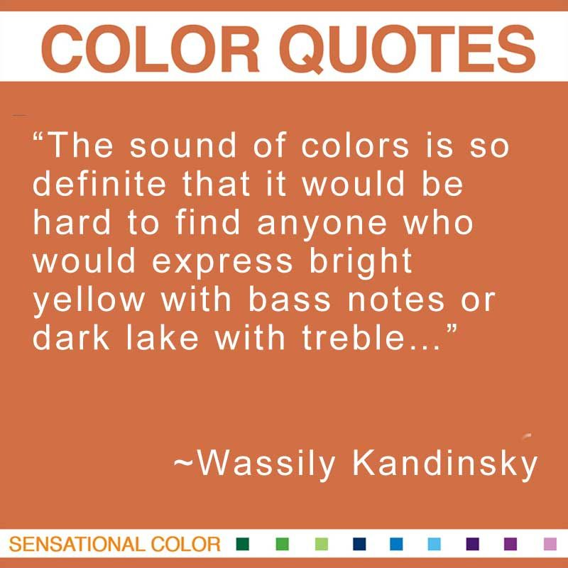 Wassily Kandinsky Quote On Abstract Art