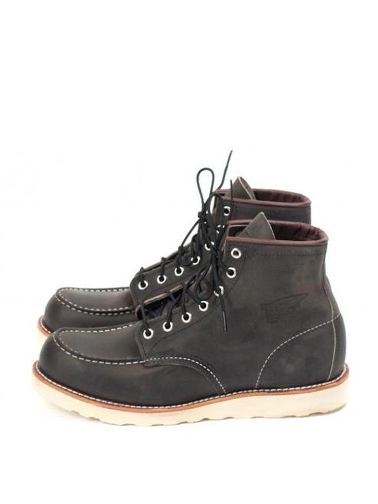 Red Wing 6 Moc Toe Boot 8890