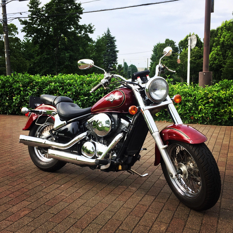 kawasaki vulcan 800 custom paint Kawasaki Vulcan 800 Muito Nova Motorcycles Pinterest