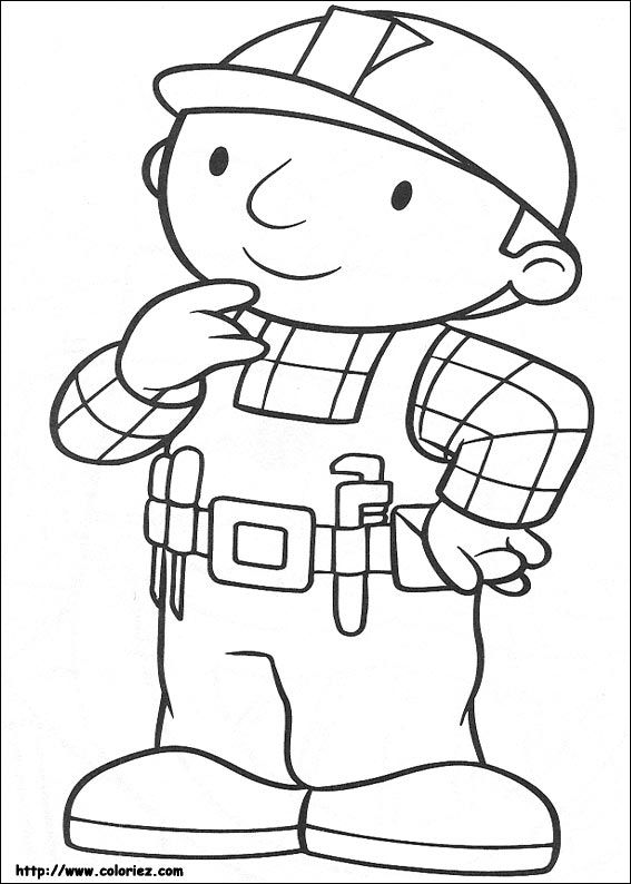 Evana Artes: Riscos Bob O Construtor   School Ideas   Pinterest ...