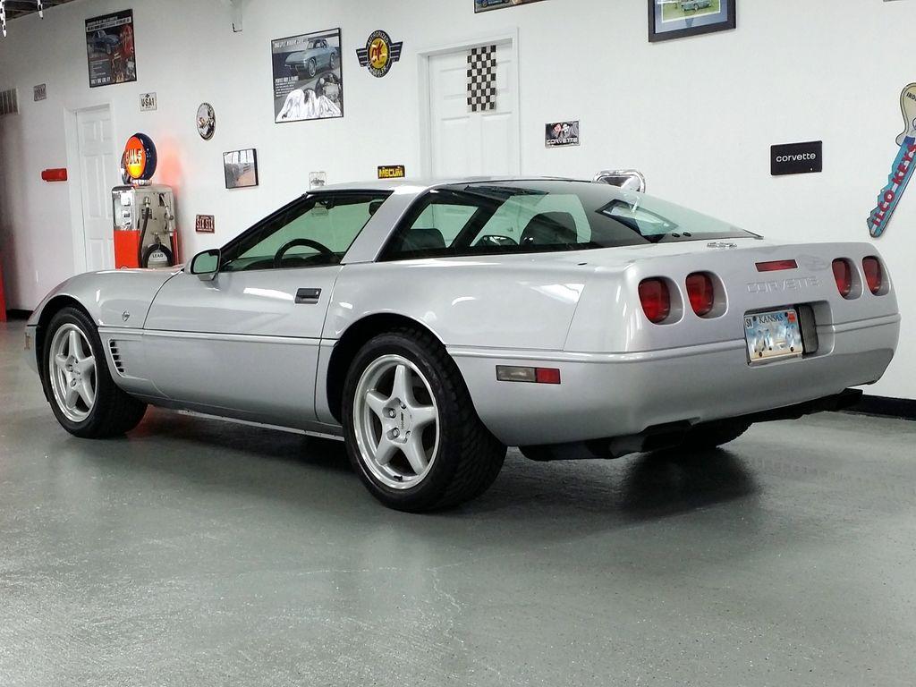 1996 Corvette Lt4 Collector Edition