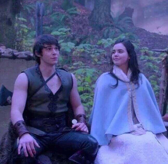 "Hercules and SnowWhite - 5 * 13 ""Labor of Love"" 