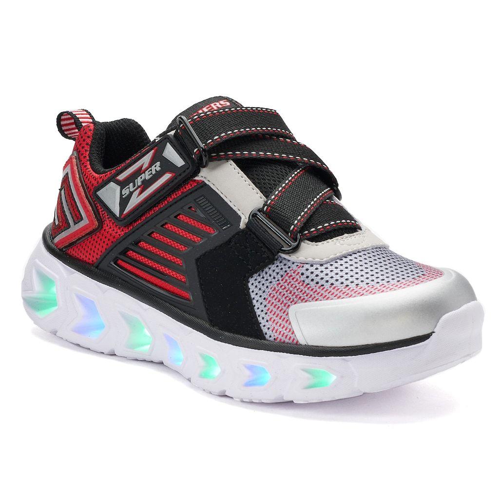 light charger girls ebay buy sneakers kids boys athletic luminous led usb ua shoes en up lace us