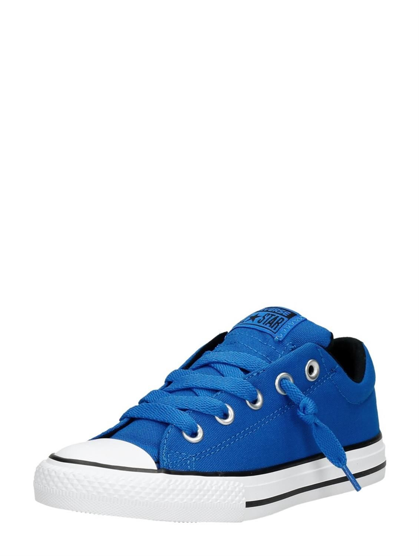 6f8caecc4ac Converse Chuck Taylor All Stars lage kobalt blauwe jongens sneakers van  canvas