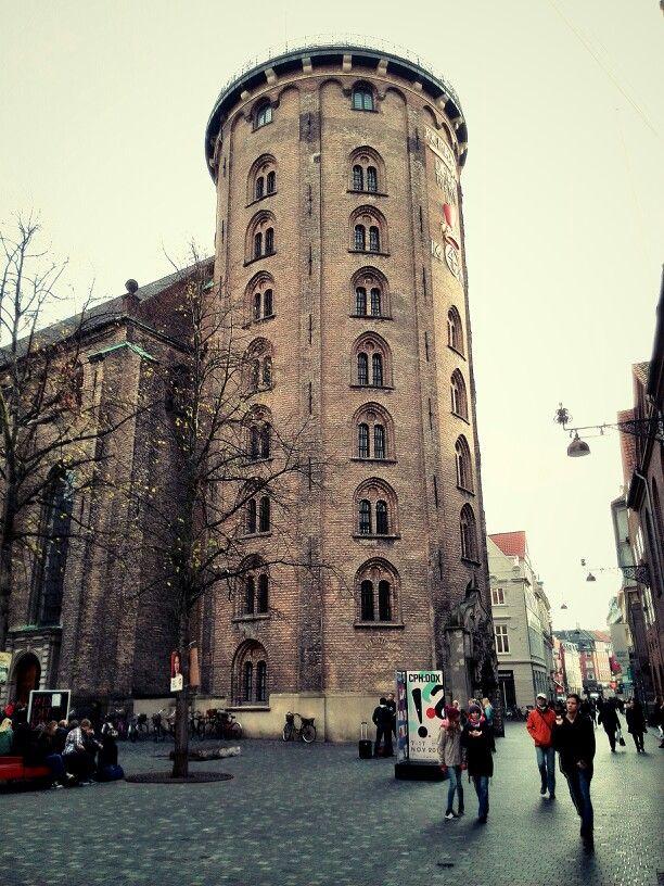 The Round Tower, Copenhagen, Denmark | travel | denmark ...
