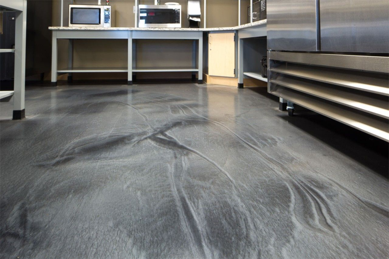 Decorative Concrete Coatings For Commercial Kitchen, Food And Beverage  Floor Systems