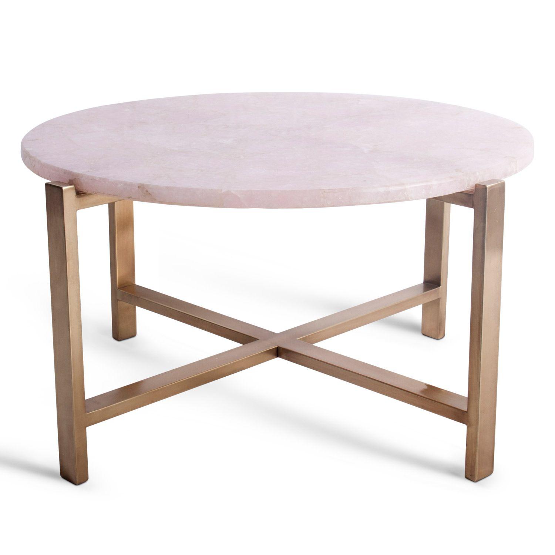 bliss studio quartz rose table #laylagrayce | laylagrayce