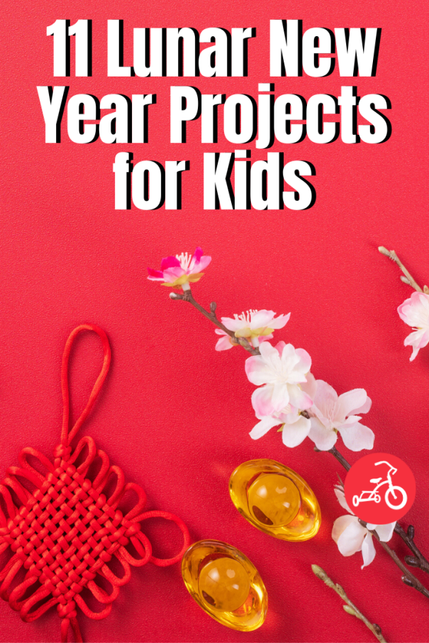 11 Lunar New Year Projects for Kids
