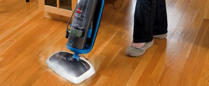 Bissell 46B4 Steam Mop Review