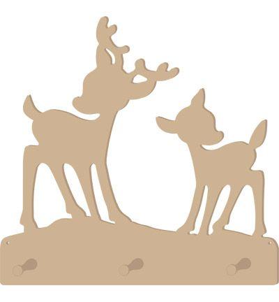 Deer, lovely shape