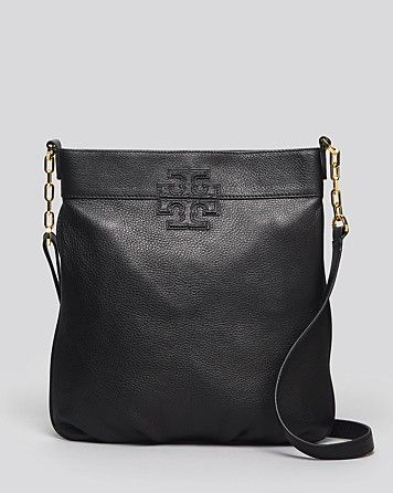 Tory Burch Crossbody Stacked T Book Bag Bloomingdale S