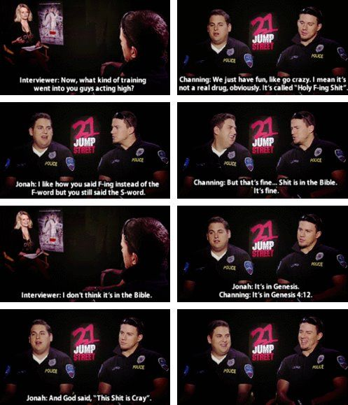 Channing and Jonah