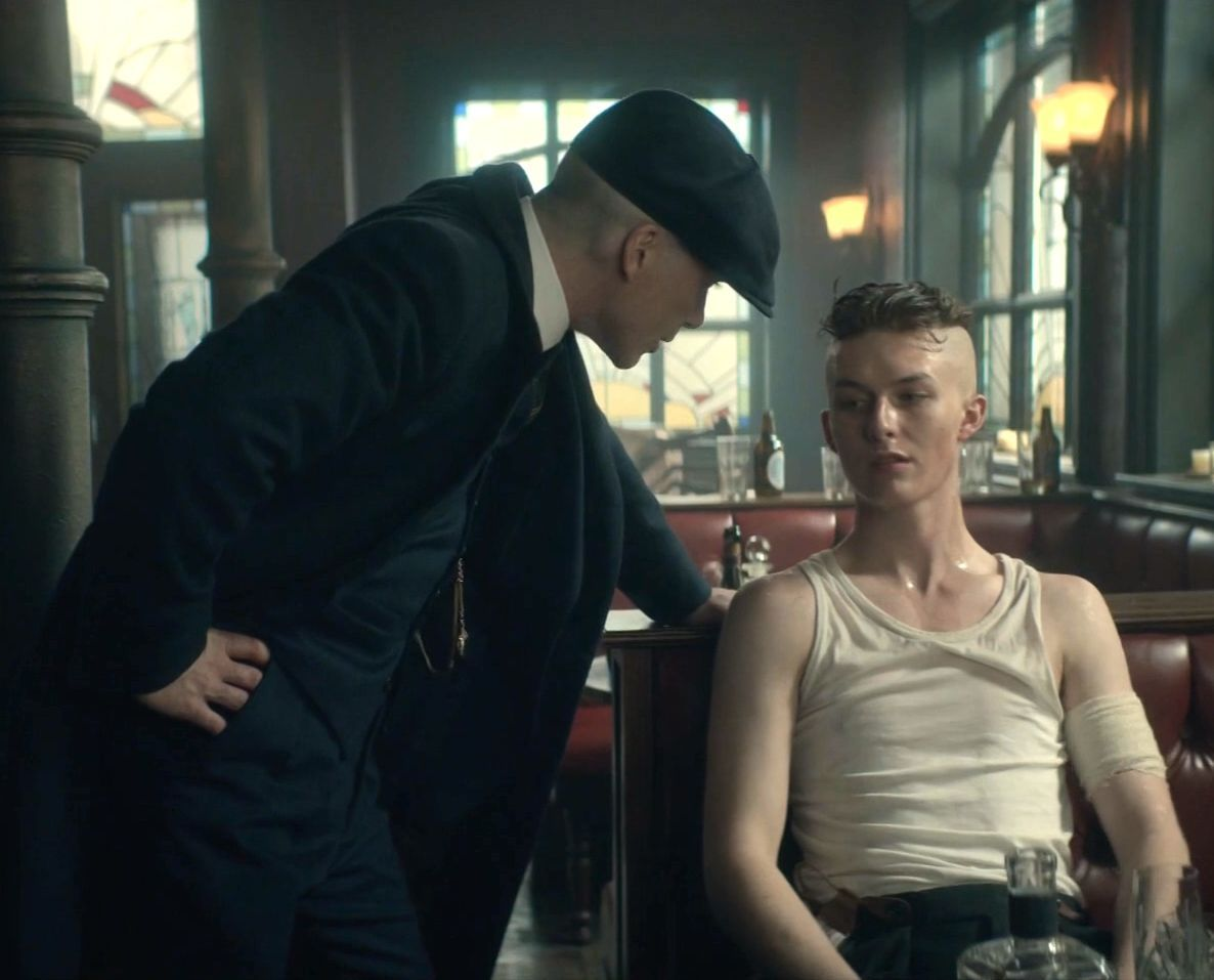 Thomas Shelby Cillian Murphy And All The Shelby Family In The Peaky Blinders Season 5 Peaky Blinders Season Peaky Blinders Season 5 Peaky Blinders