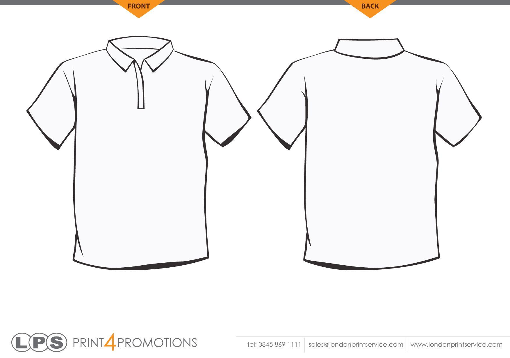 Gemütlich Polo Shirt Vorlagen Zeitgenössisch ...