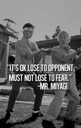 Frasi Celebri Karate Kid.Quote From Karate Kid Martial Arts Quotes Karate Quotes Martial Arts
