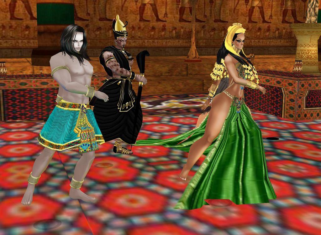 Festa Egipcia