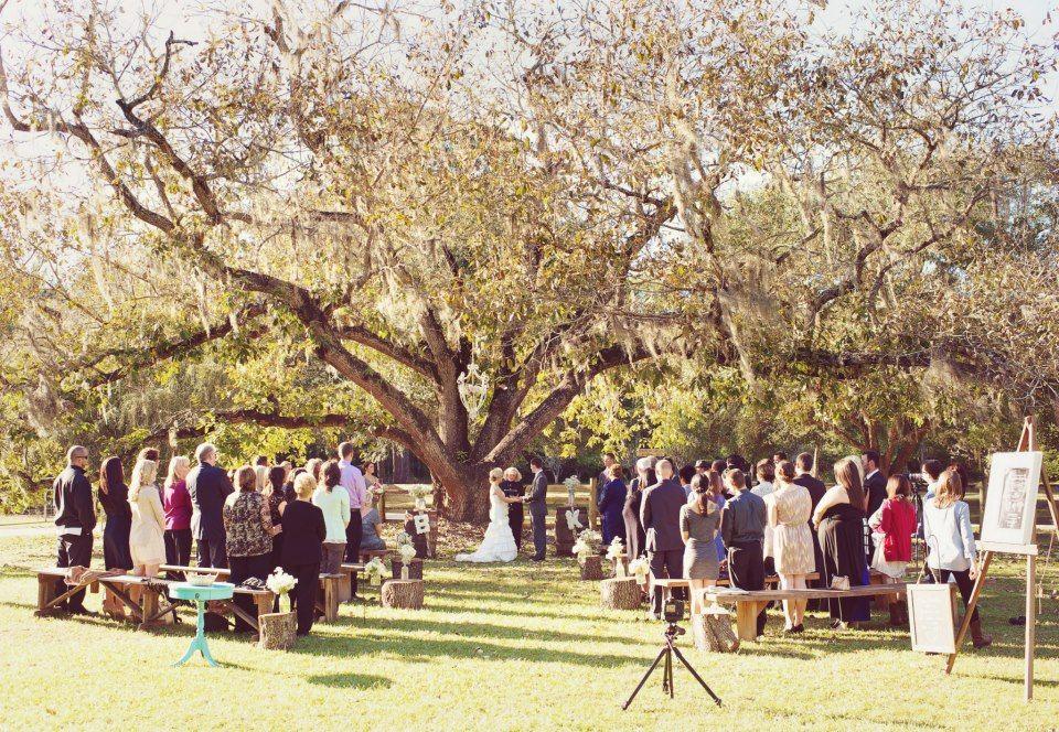 Krystal Bens Rustic Chic Wedding Jacksonville Fl www