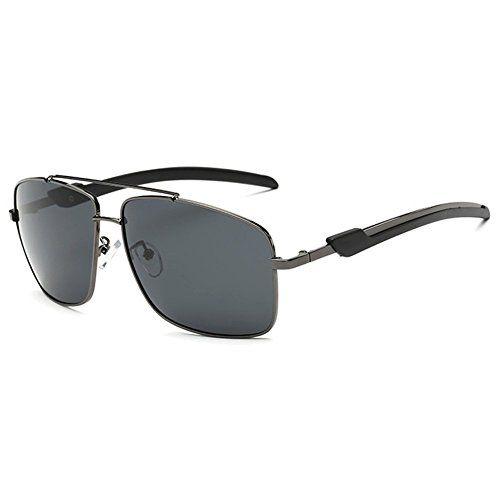 2778b00282 SRANDER Men Fashion Sunglasses For Driving Wayfarer Polar... https   www